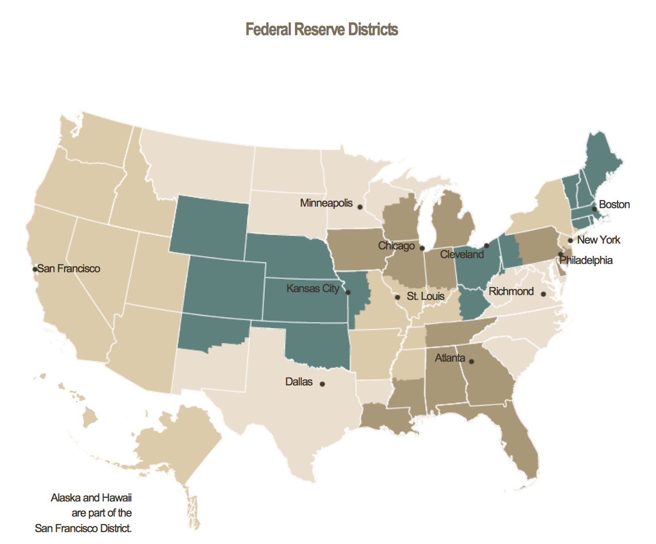 federal reserves 12 district - 786×744